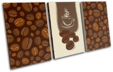 Coffee Beans Design Food Kitchen - 13-1975(00B)-TR21-LO
